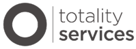 Totality Grey logo