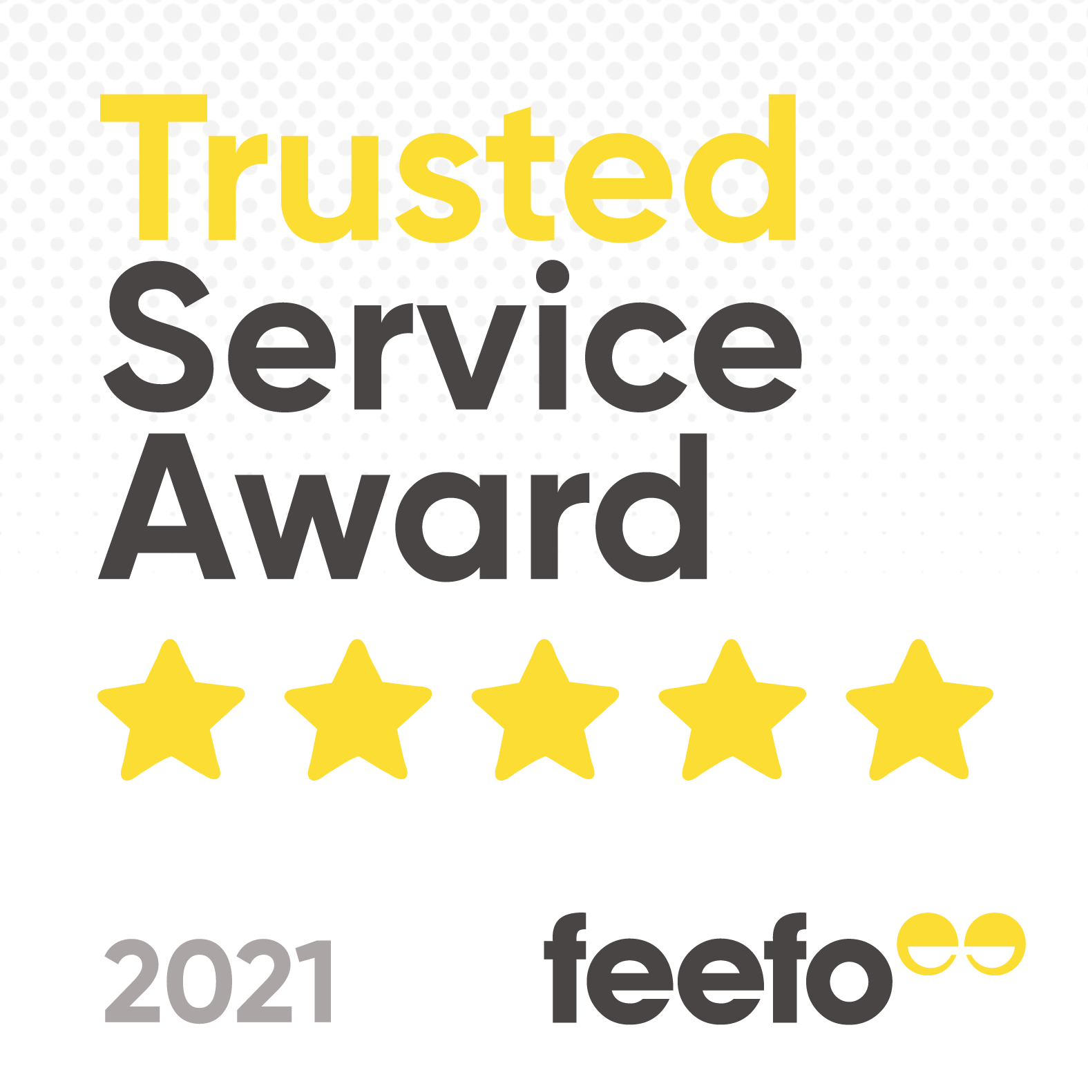 Feefo - Evaluation du service